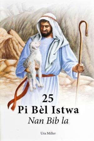 25 pi bel istwa nan bibla haitian literature