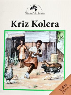 kriz kolera haitian literature