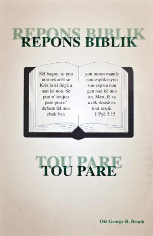 repons biblik haitian literature