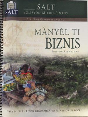manyel ti biznis haitian literature